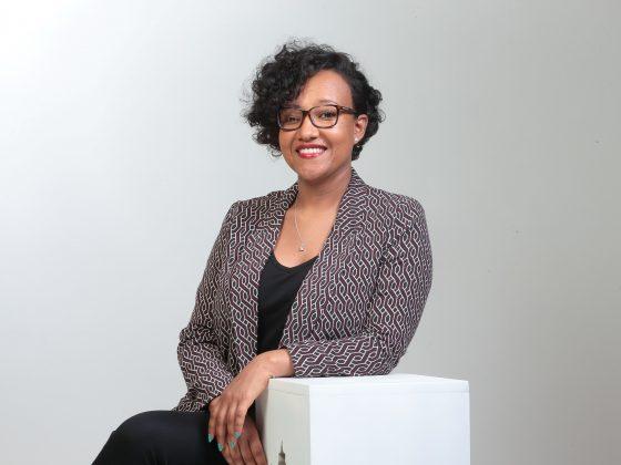 Una foto de Bethlehem Mengistu, nueva Coordinadora Global de Agenda for Change